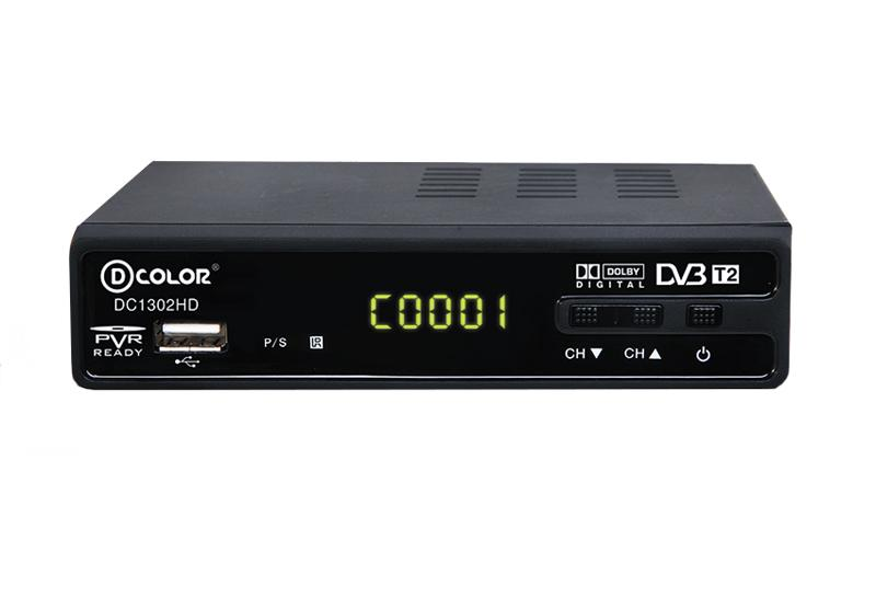 D-COLOR DC1302