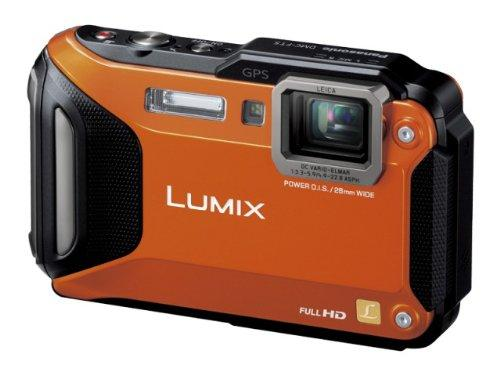 Panasonic модель Lumix FT5