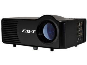FAVI Entertainment RioHD LED 3