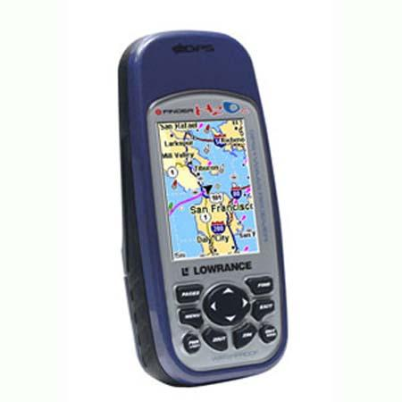Lowrance iFinder H20