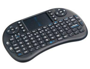 Rii I8 Mini 2.4Ghz Wireless Touchpad Keyboard.