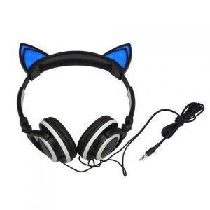 Glowing Cat Ears Headfones