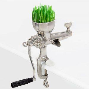 Wheatgrass Manual Juicer