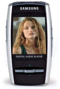 Samsung YP-T8XE